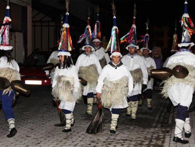 Carnaval en Lekunberri - Casa Rural Iturburu